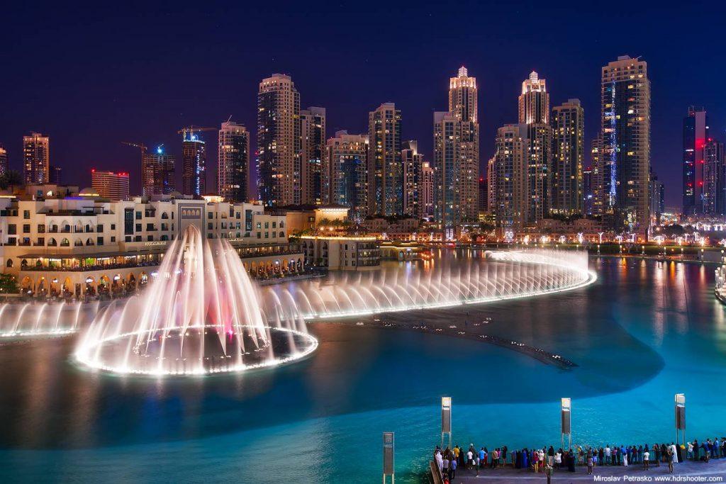Dubaï ville la plus visitée du Moyen-Orient