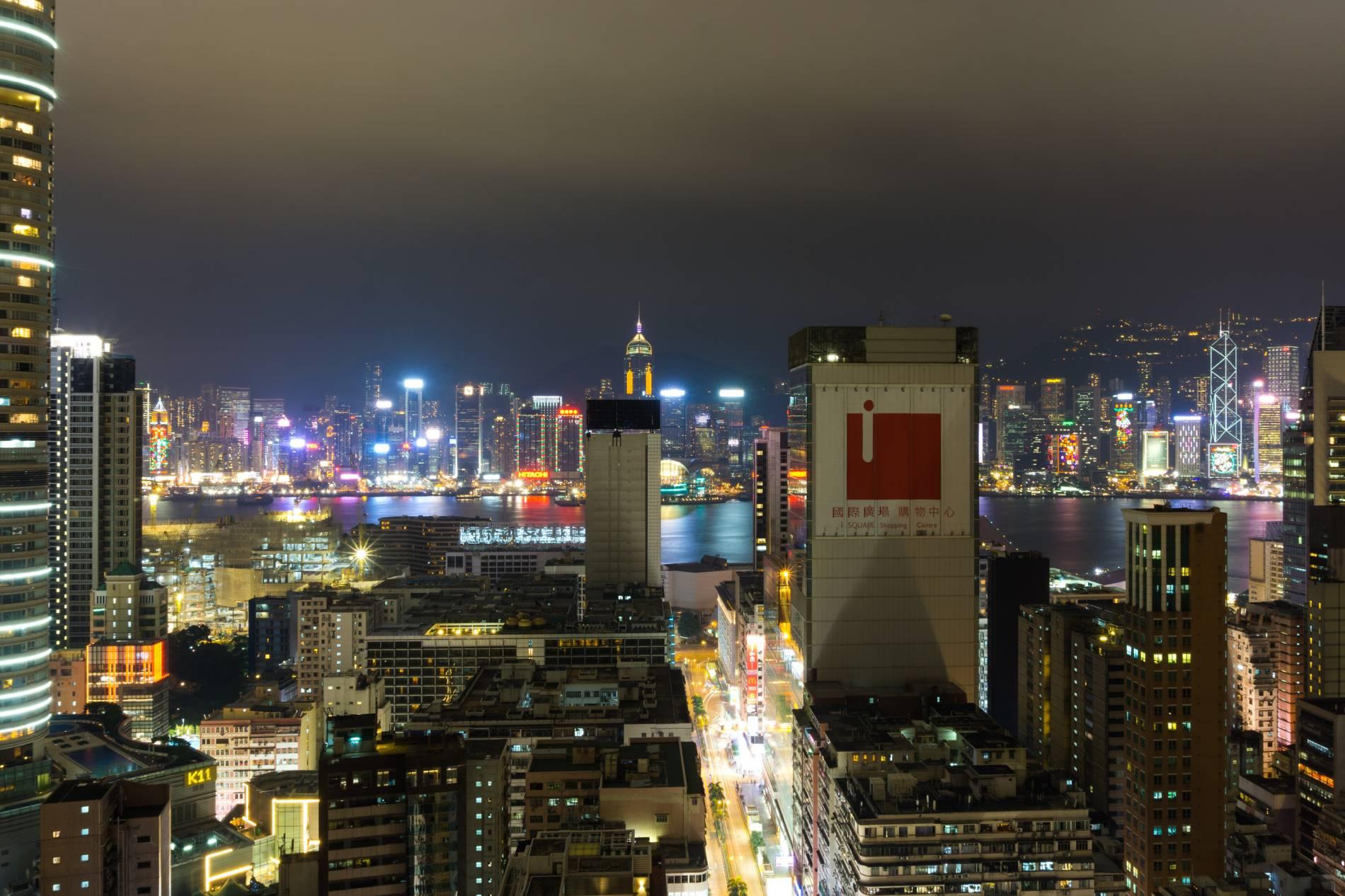 Hong Kong ville la plus visitée au monde