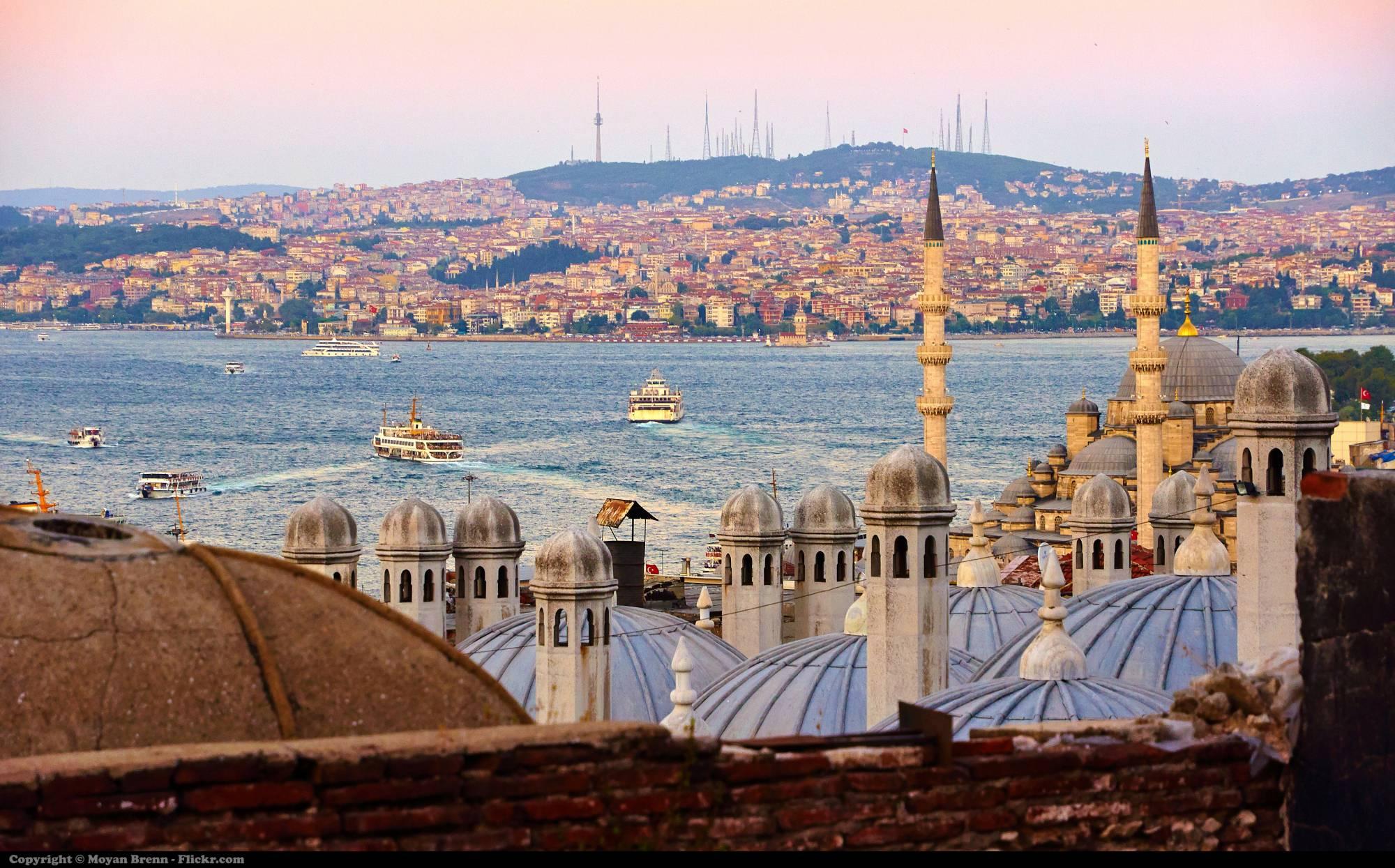Istanbul, merveille en Turquie