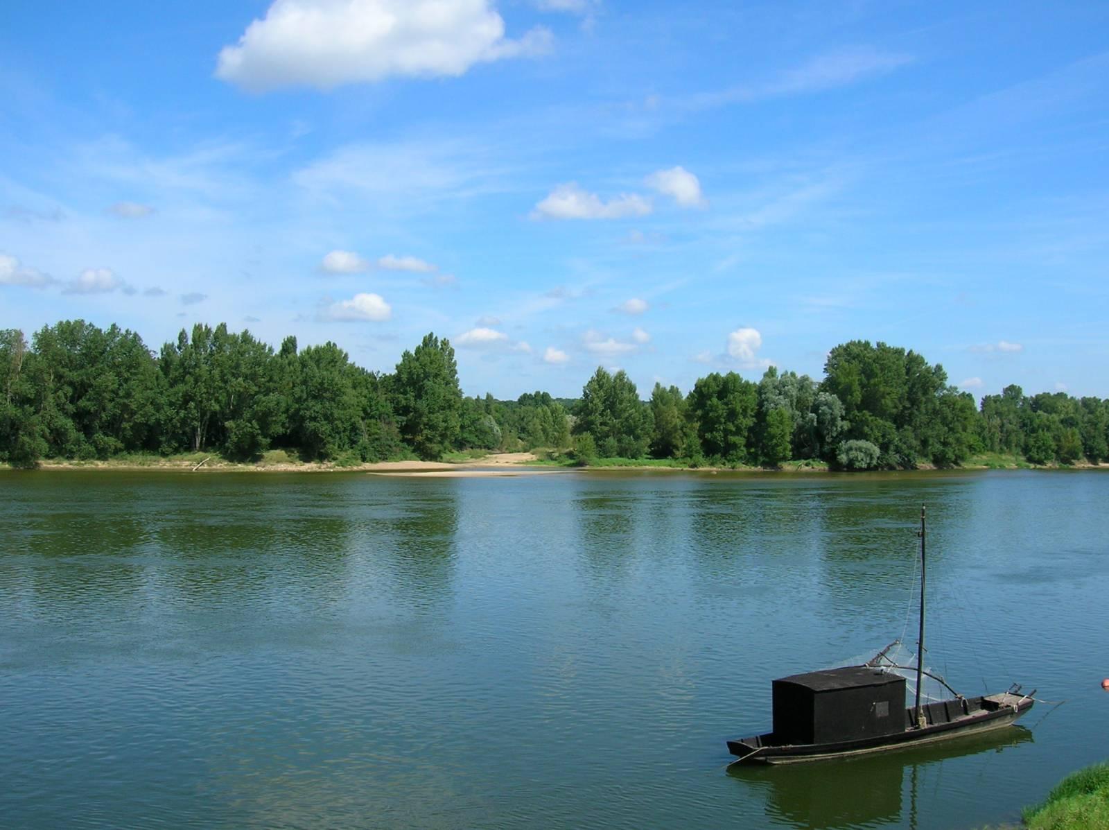 Le fleuve nommé la Loire