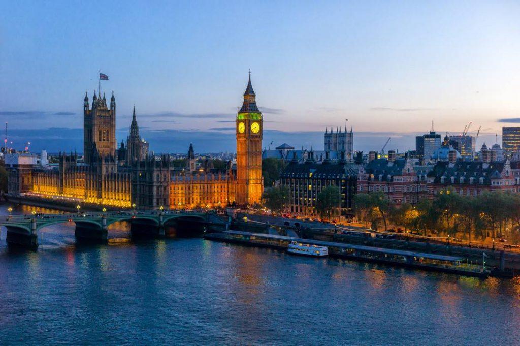 Londres - Ville la plus visitée en Europe