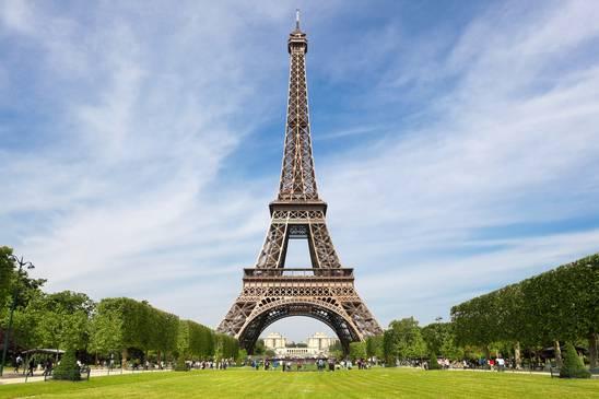 Paris - Dans les villes les plus visitées au monde