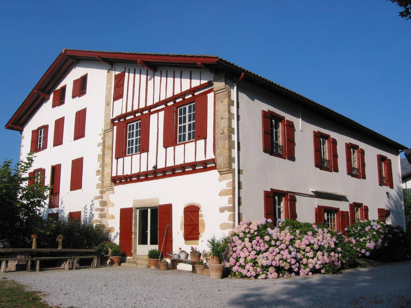 plus beaux villages du pays basque tourisme dans le pays. Black Bedroom Furniture Sets. Home Design Ideas