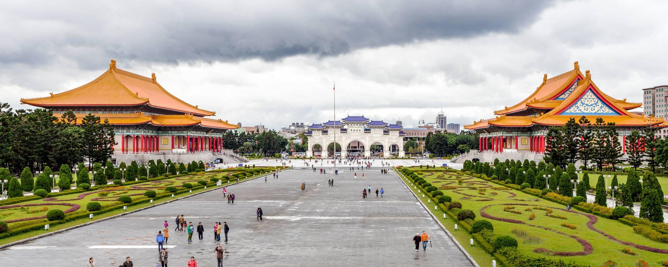 Taipei et ses temples