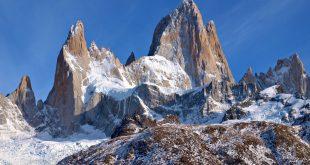 Trek sur le mont Fitz Roy en Patagonie