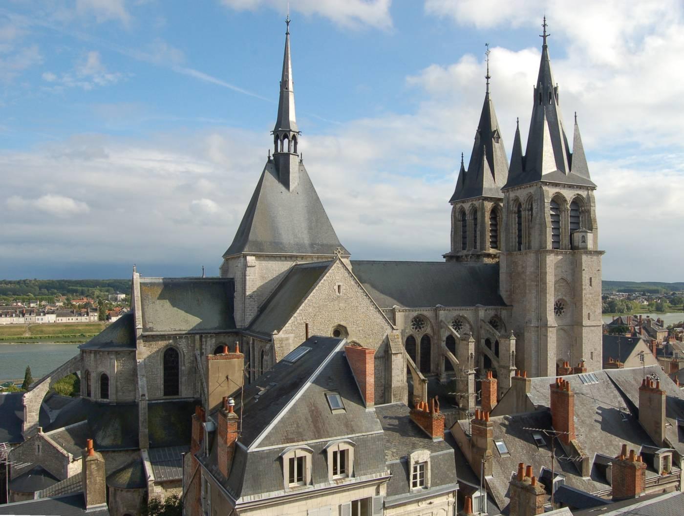 Visiter Blois - Eglise Saint-Nicolas