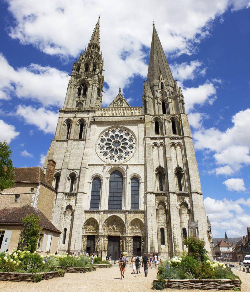 Visiter Chartres - Cathédrale Notre-Dame de Chartres