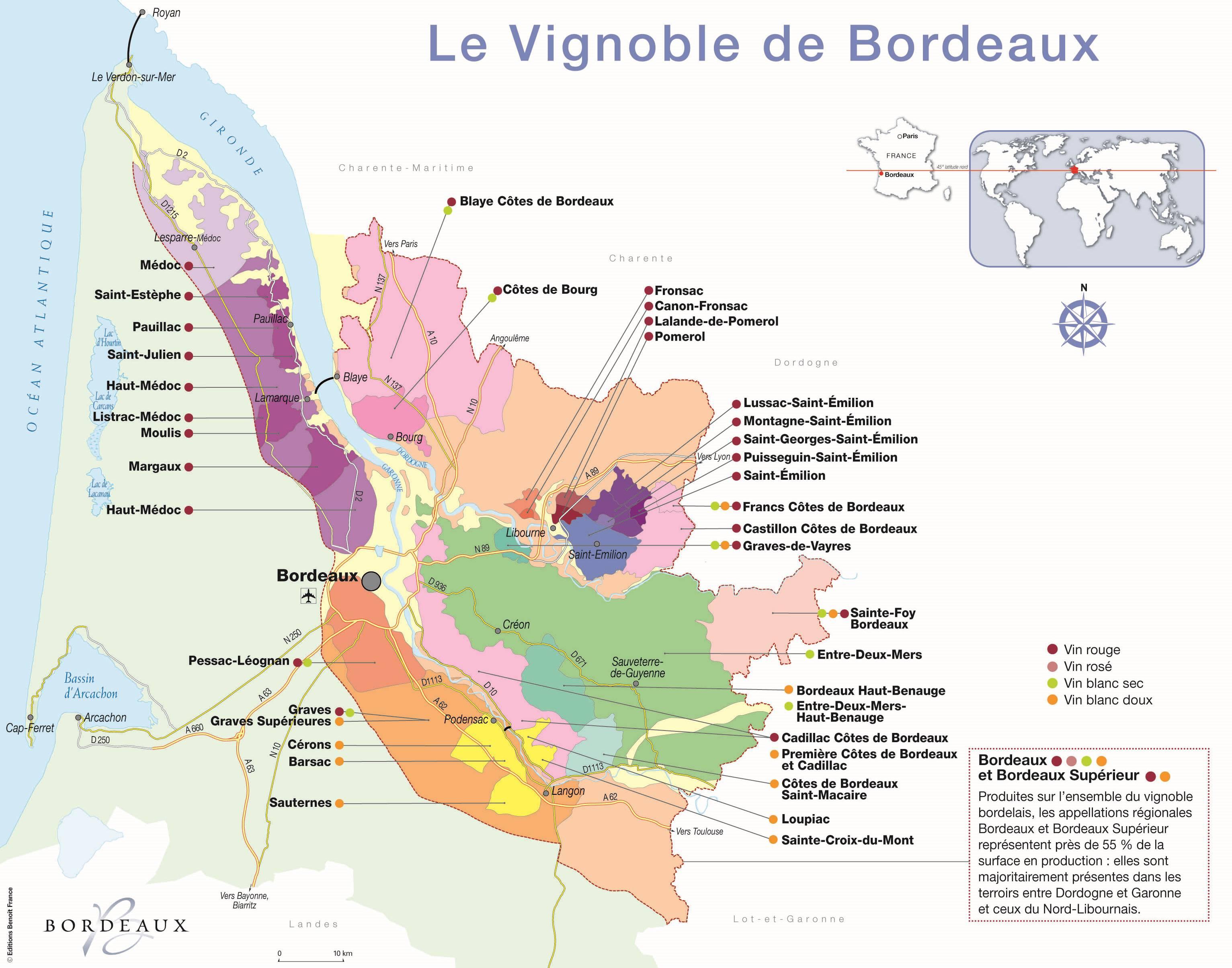 Wine Bordeaux Tour