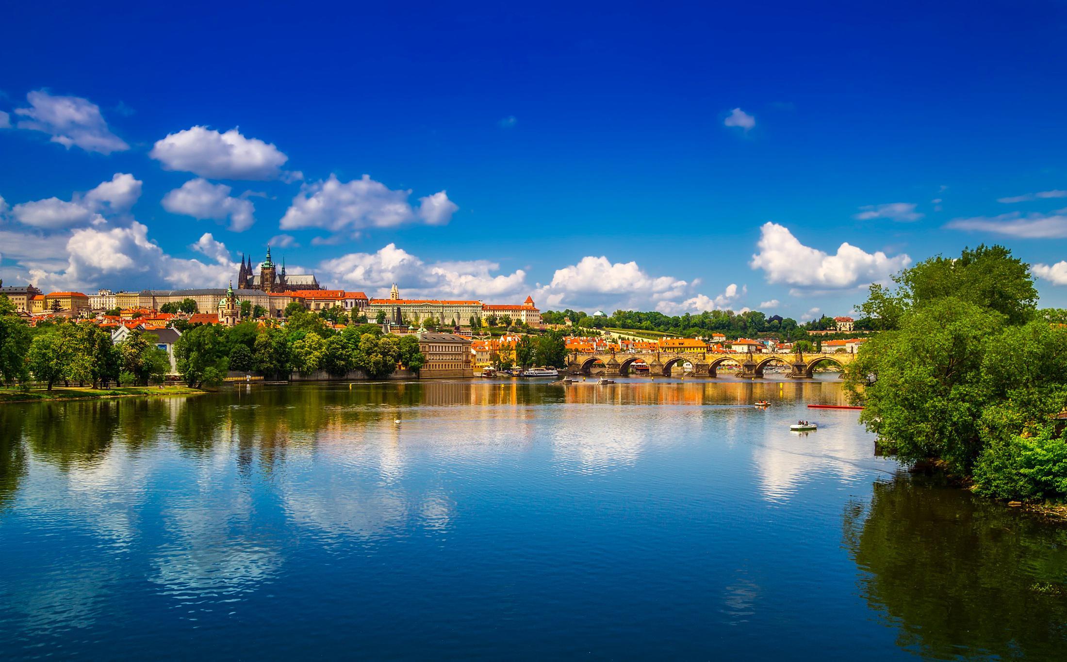 Prague parmi les villes les plus visitées en Europe