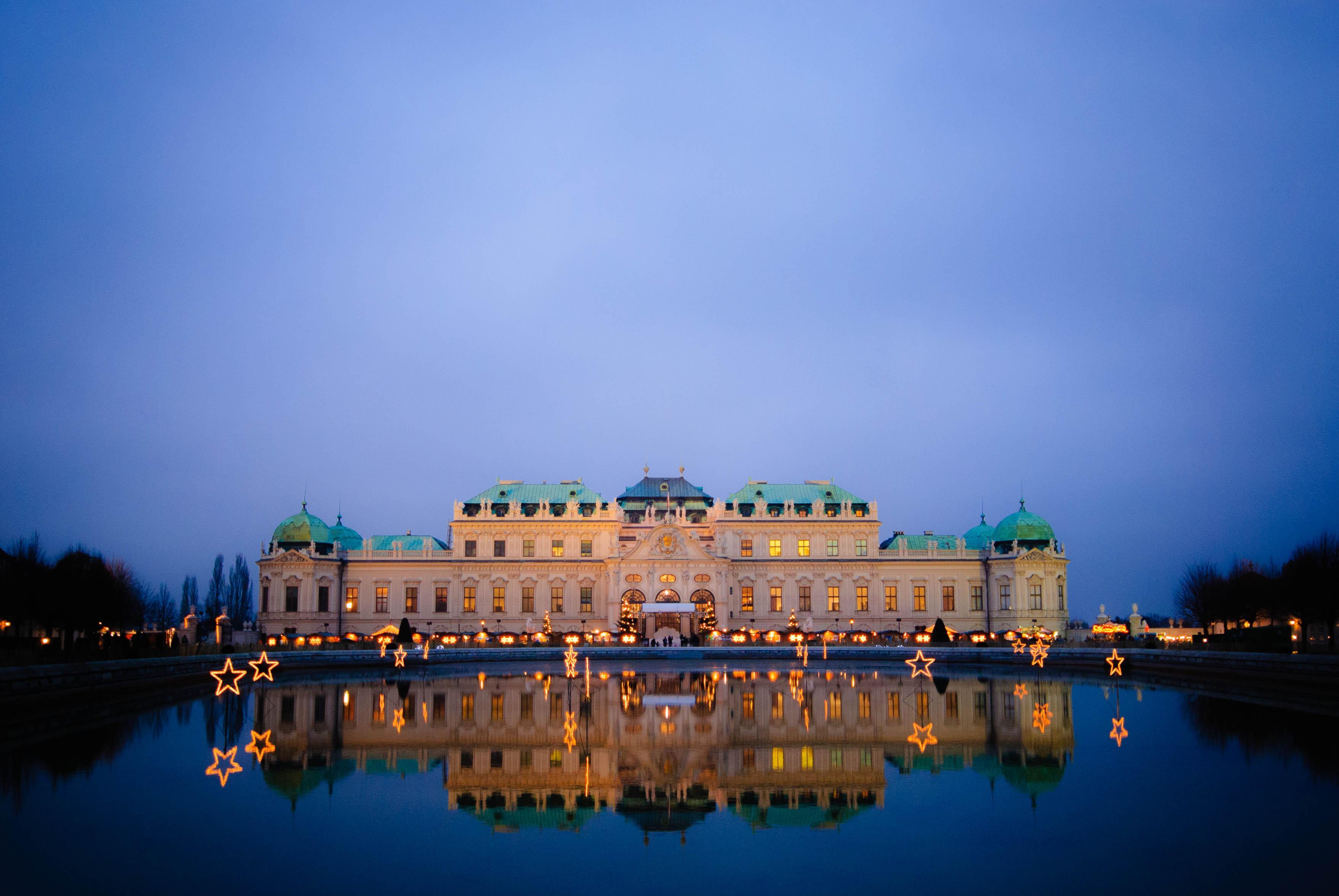 Vienne en Autriche - Magnifique ville en Europe