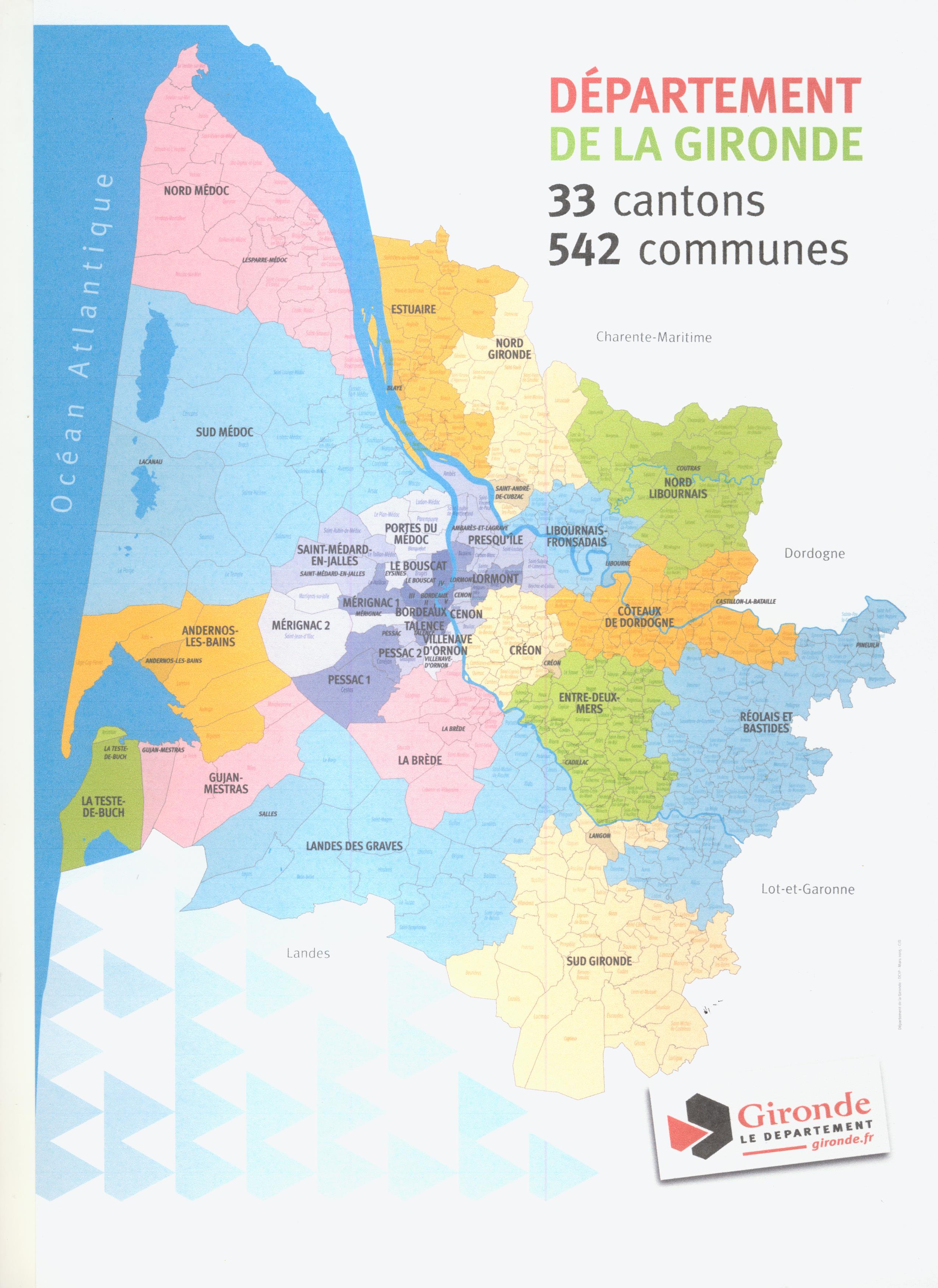 gironde-carte-communes