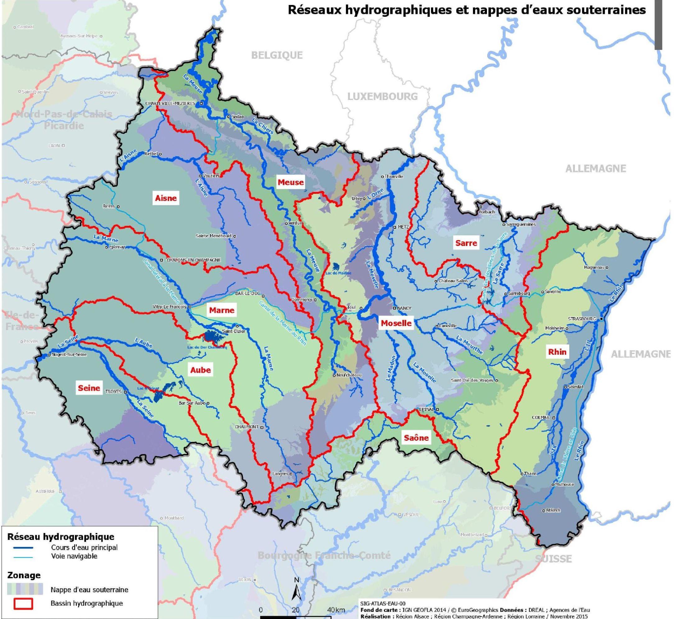 Carte Australie Grande Ville.Carte Du Grand Est Grand Est Carte Des Villes Departements
