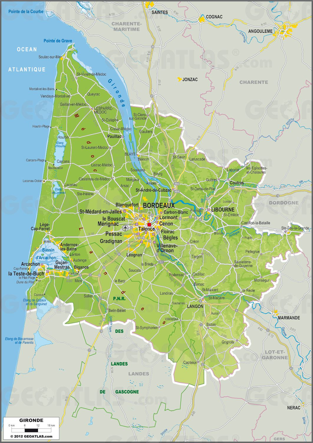 carte-routiere-gironde