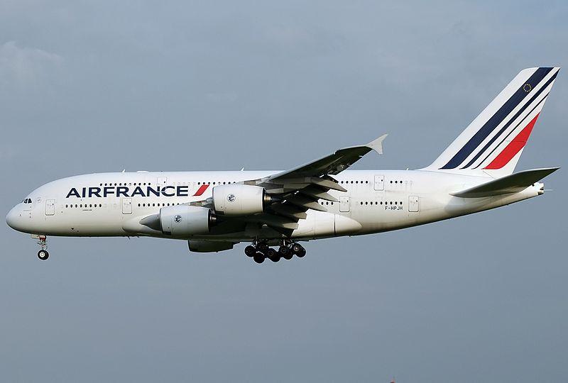 Classement Air France dans le monde
