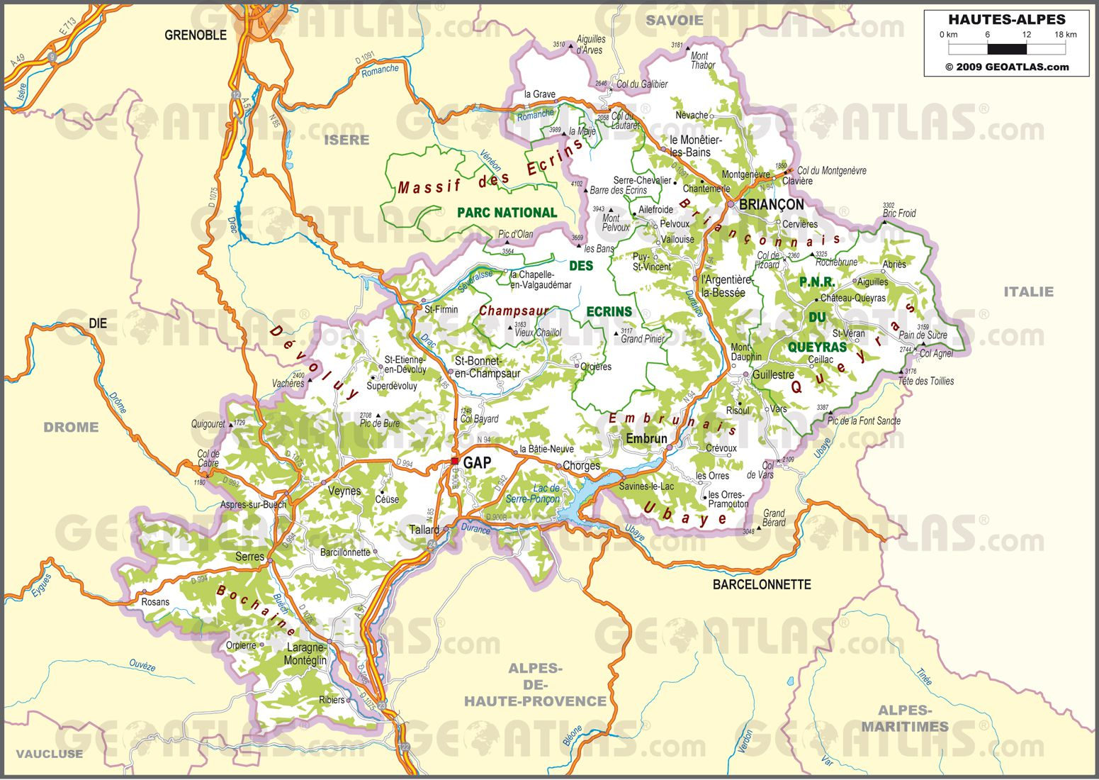 carte g ographique des alpes fran aises my blog