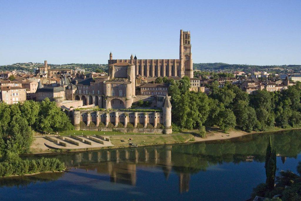 Cathédrale d'Albi (Sainte Cécile)