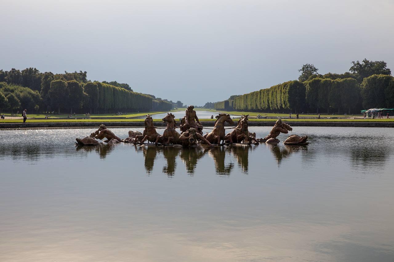 Fontaine du Château de Versailles