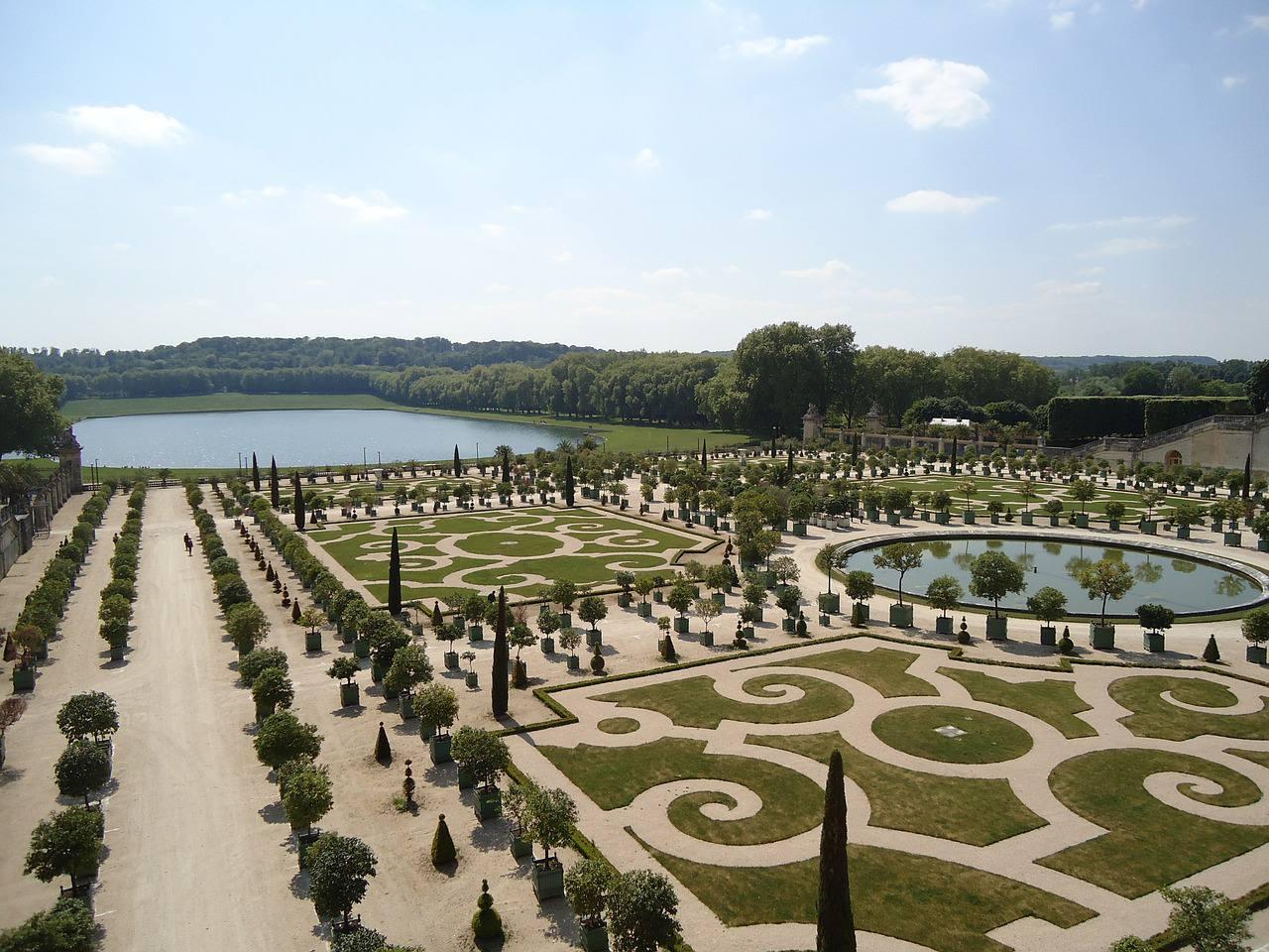 Ch teau de versailles sites touristiques des yvelines - Jardin du chateau de versailles gratuit ...