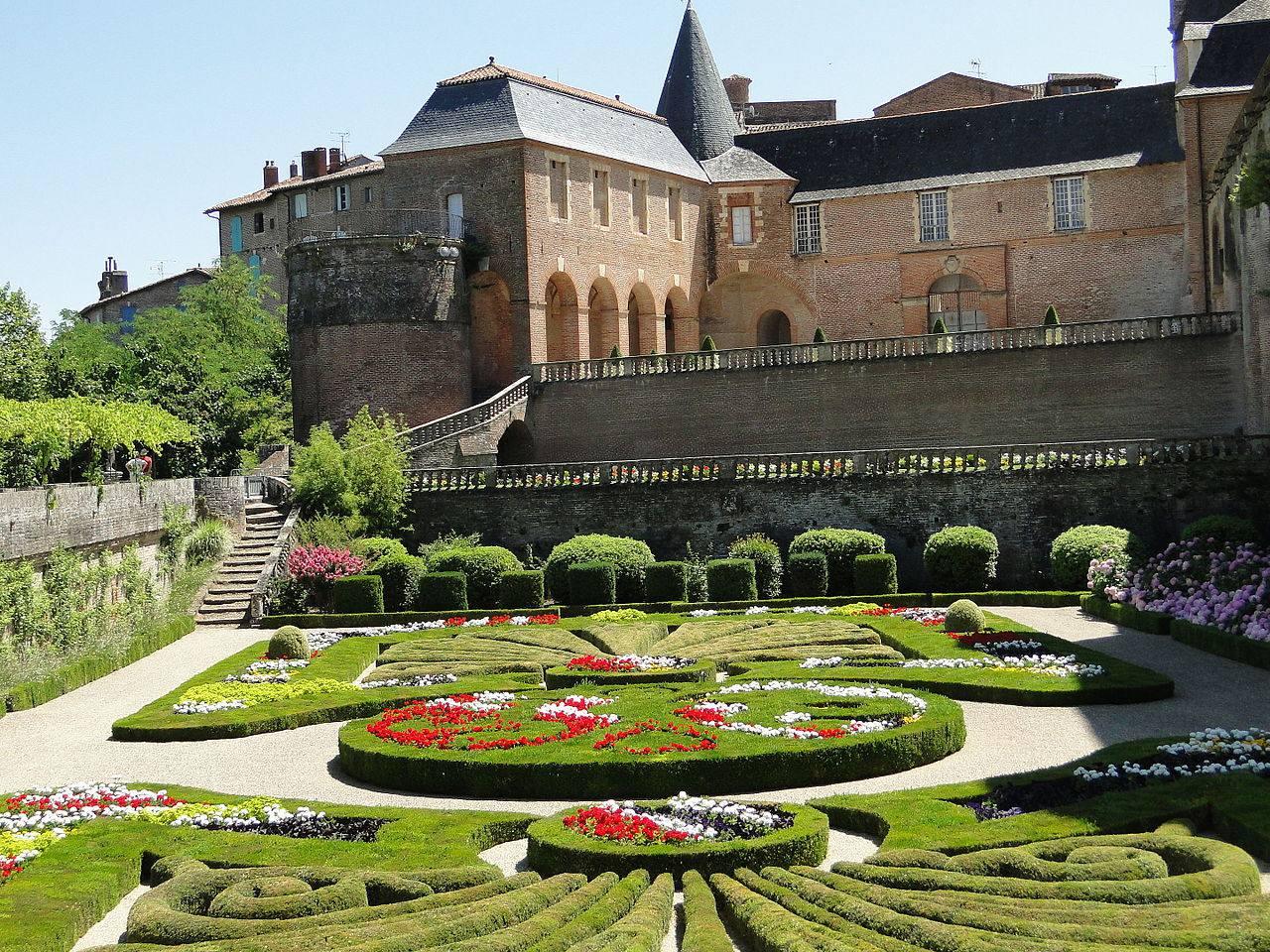 Jardin du Palais de Berbie