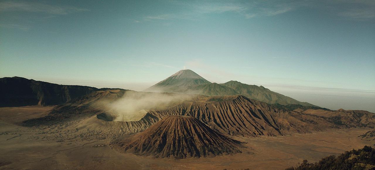 Paysage Islande - Volcans