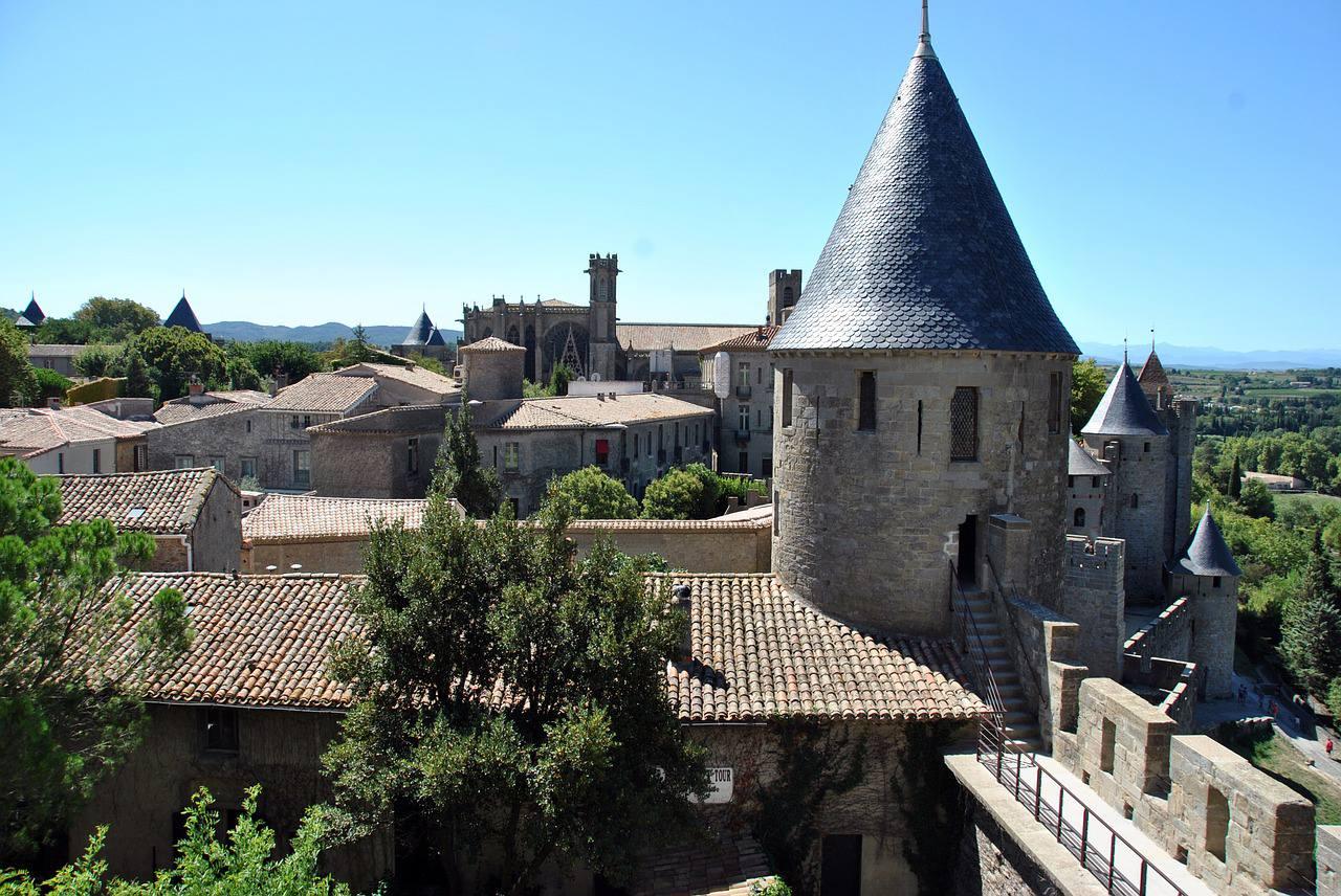 Tour à Carcassonne
