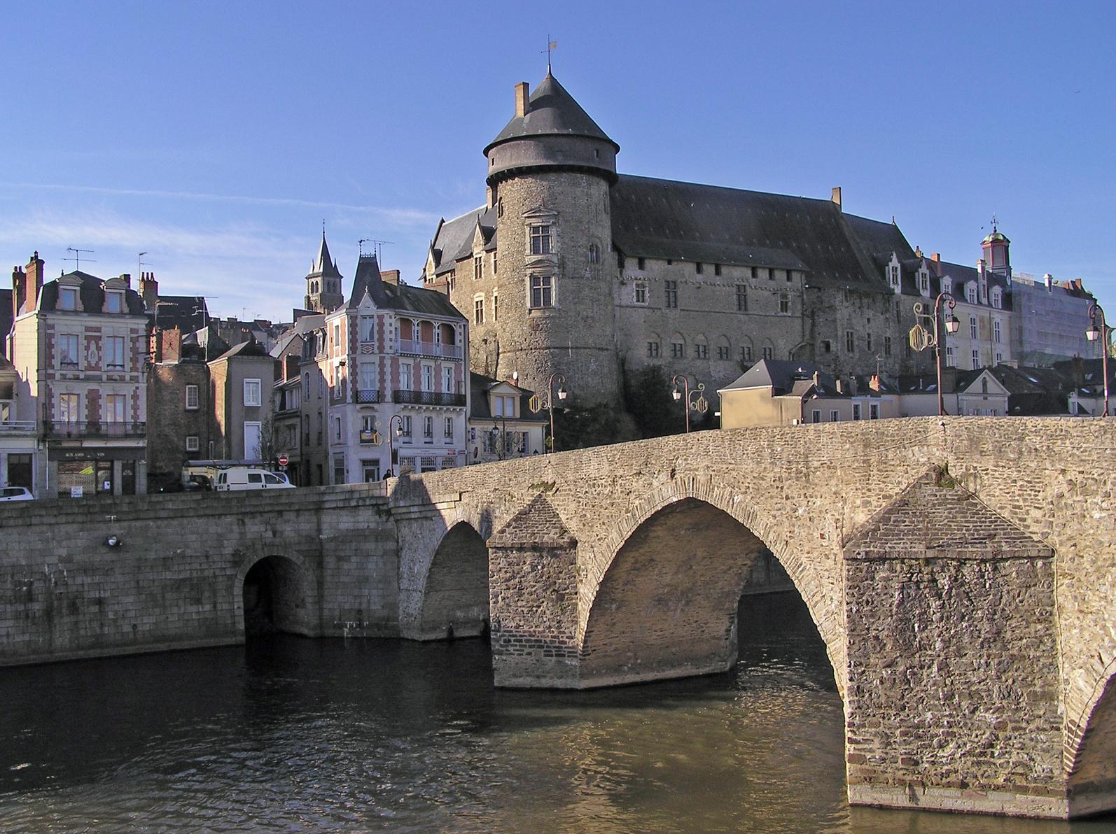 Tourisme en Mayenne