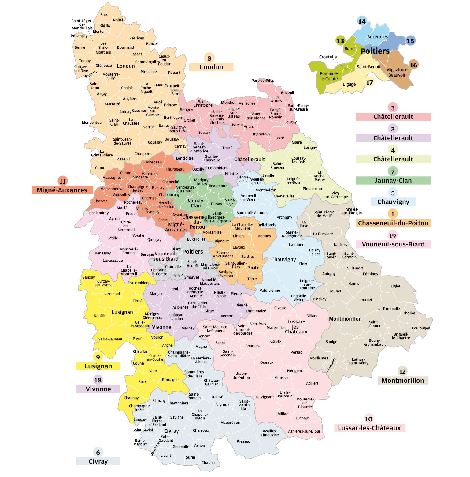 Ville Prefecture Cher