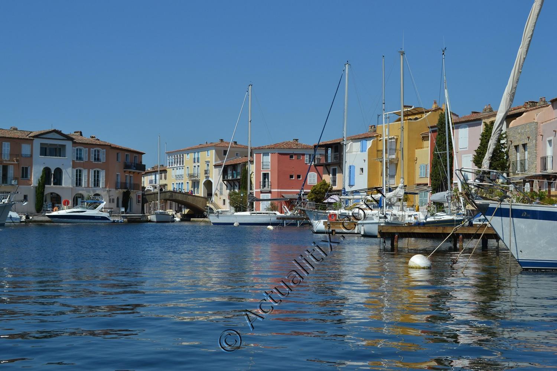 Port Grimaud - La petite Venise provençale