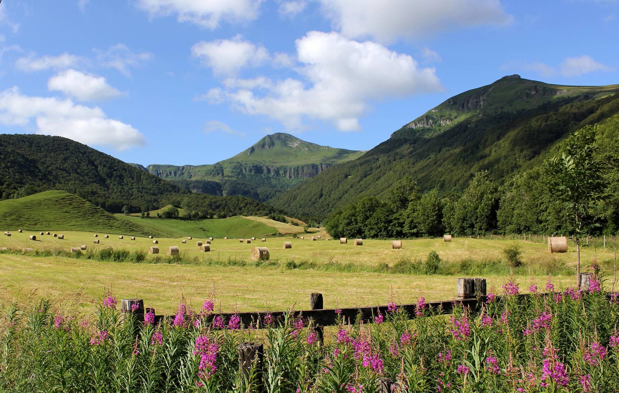 Tourisme dans le Cantal