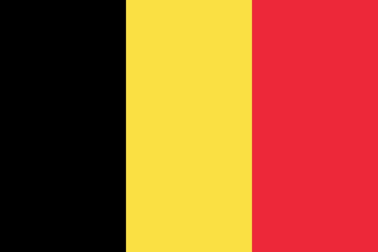 Autre drapeau de la Belgique
