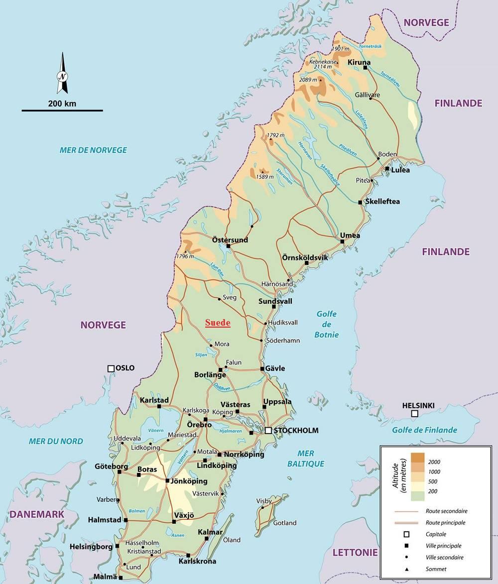 Ville La Plus Au Nord De La Finlande