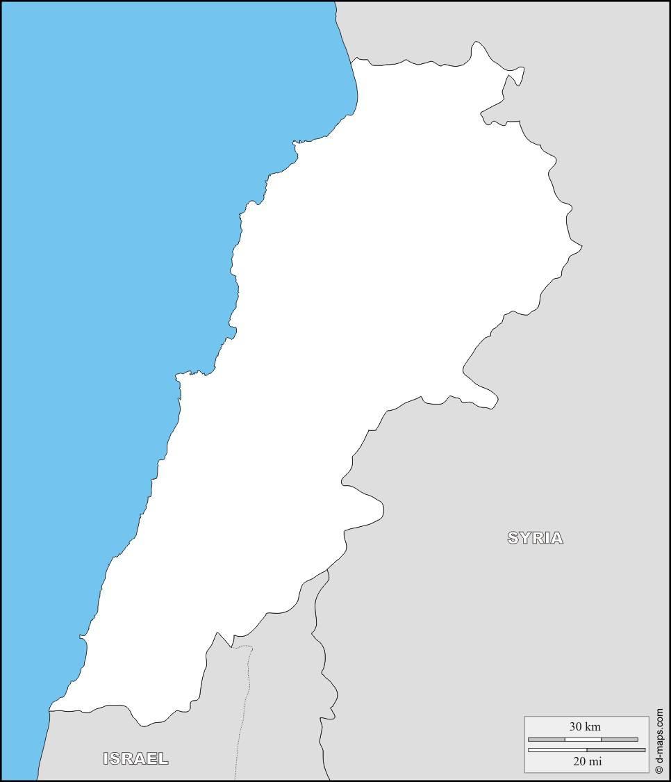 Grandes Villes Liban