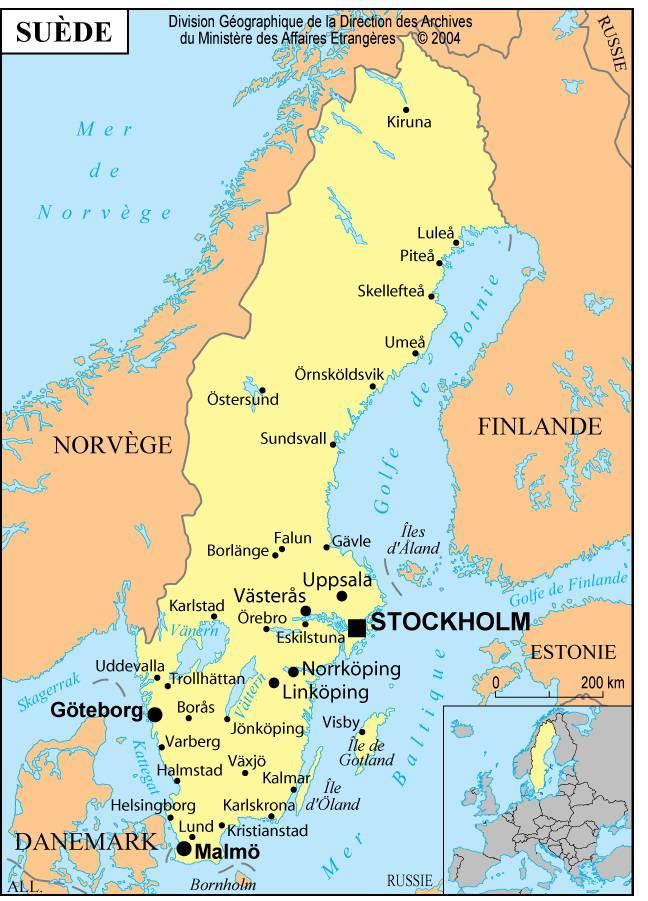 plus grand site de rencontre en Suède datant bangladais homme