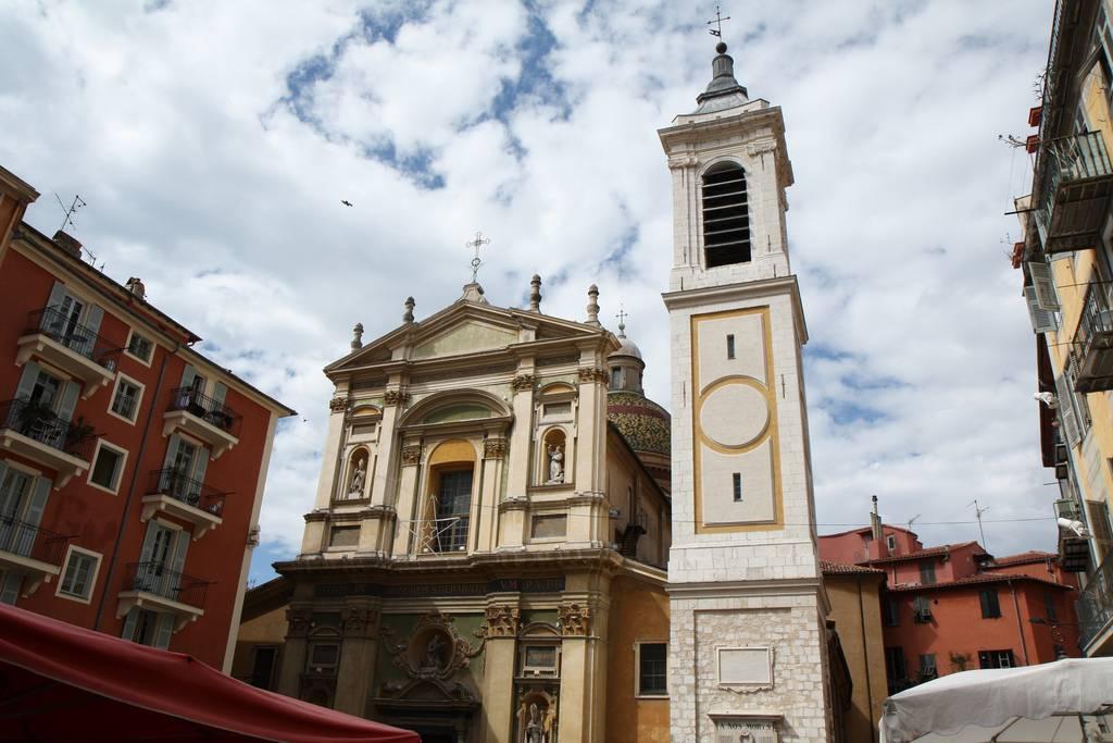 Cathédrale Sainte Réparate - Vieux-Nice