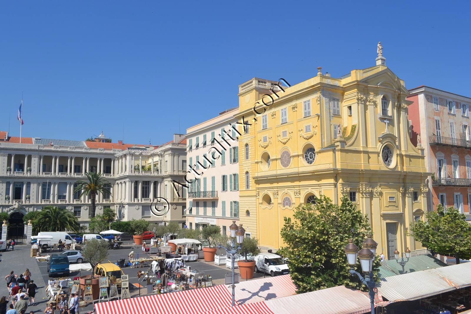 Chapelle de la Miséricorde dans le Vieux-Nice