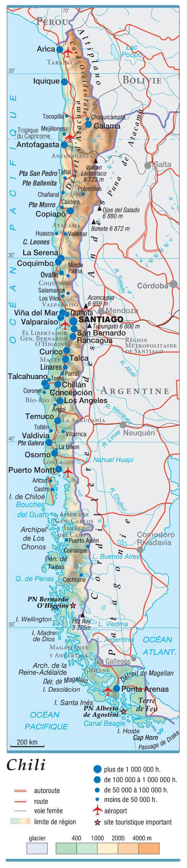 Chili carte