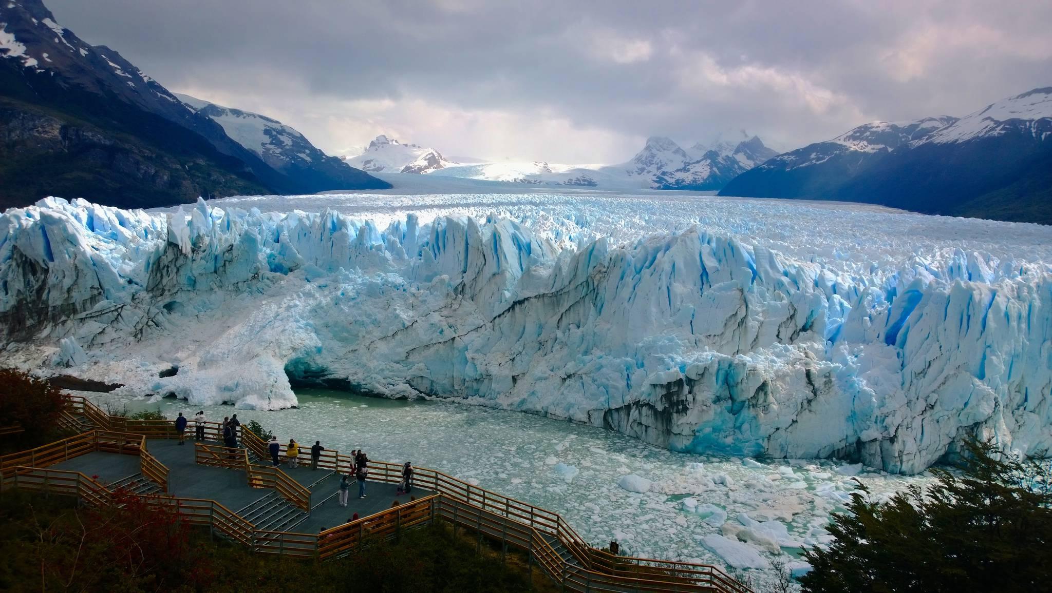 Comment aller sur le Glacier Perito Moreno