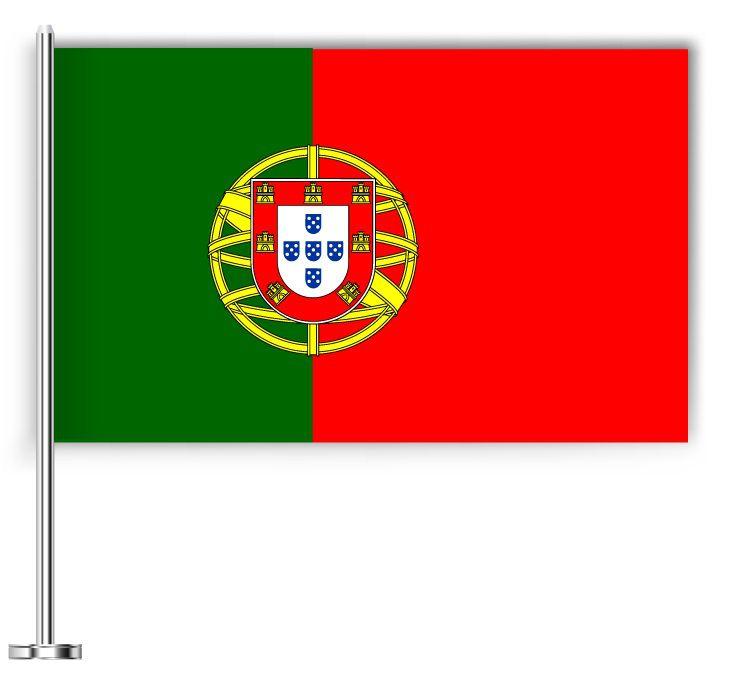 Drapeau joli du Portugal