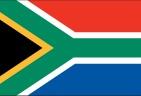 Autre drapeau de l'Afrique du Sud