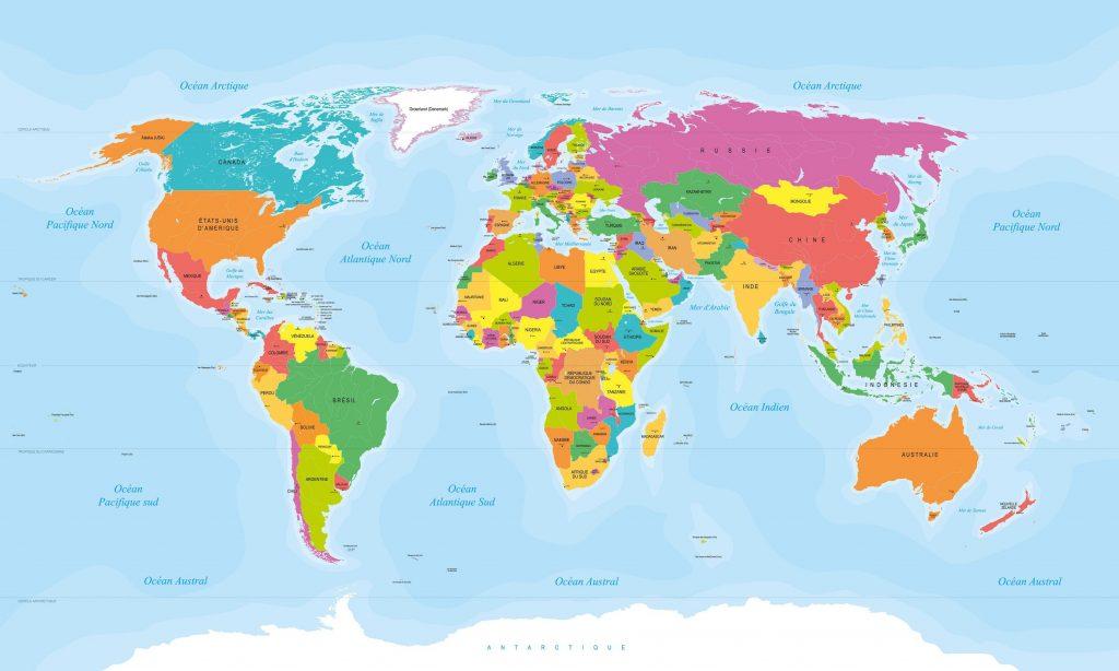 Capitales du monde par pays   Présentation de la capitale de