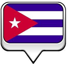 Drapeau bulle de Cuba