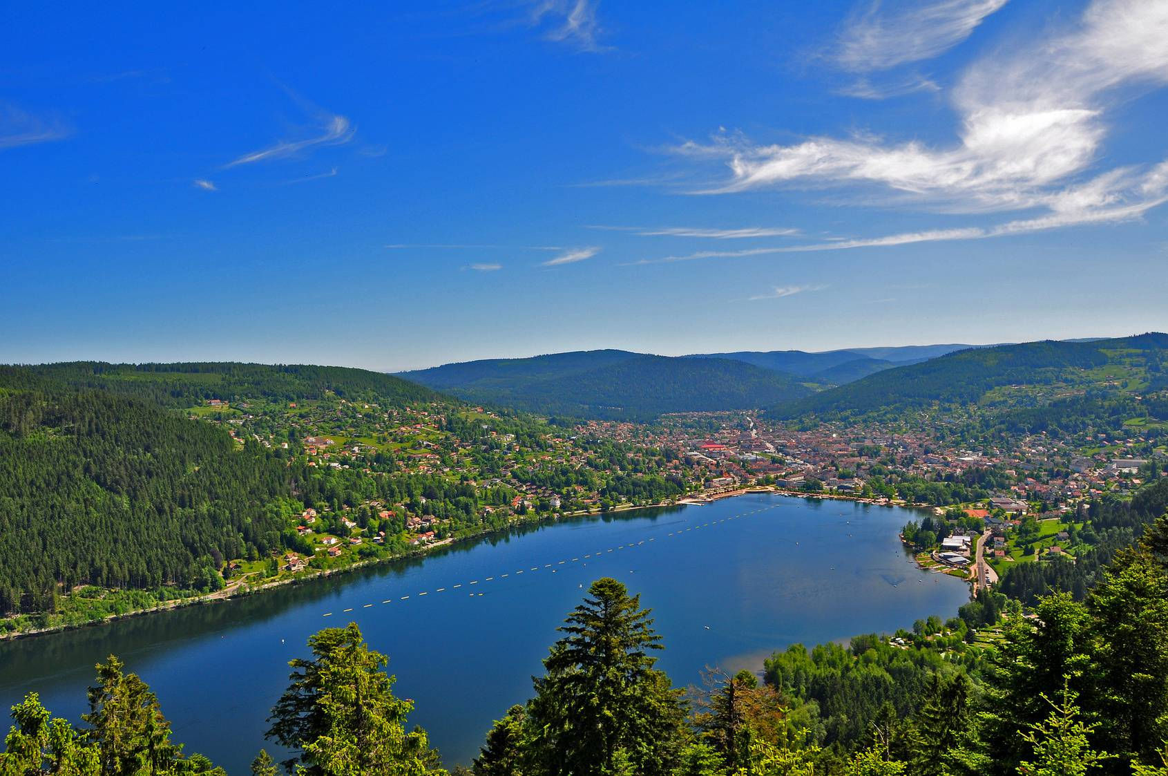 Tourisme dans les Vosges
