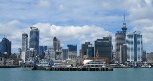 Auckland (Nouvelle-Zélande) dans les capitales en Océanie