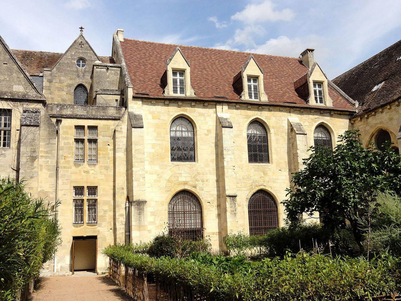 Bâtiment de l'Abbaye de Royaumont