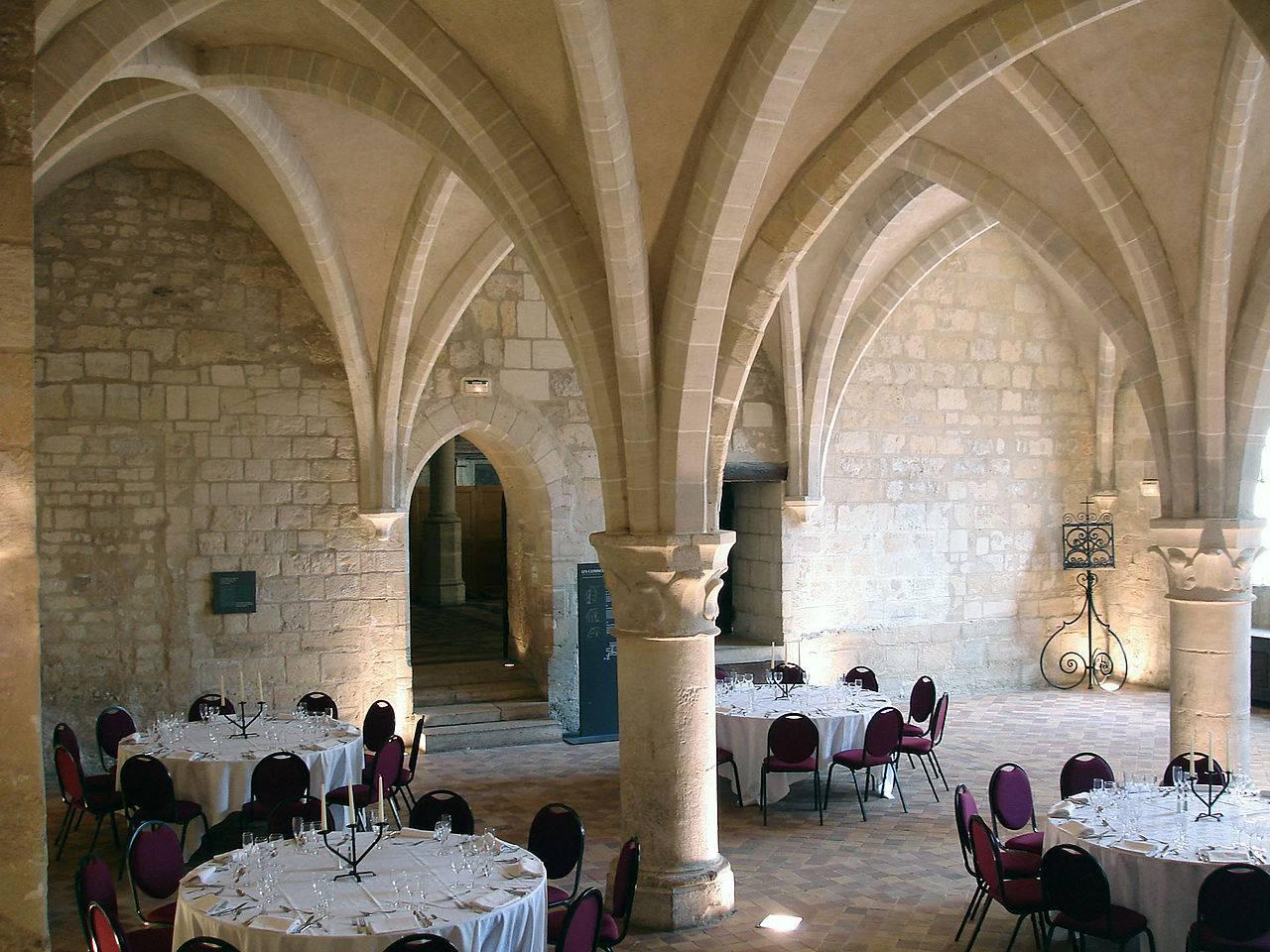 Cuisine de l'Abbaye de Royaumont