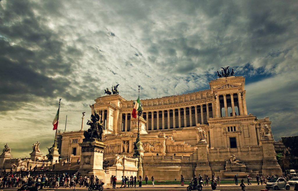 Rome (Italie) parmi les plus belles villes en Europe