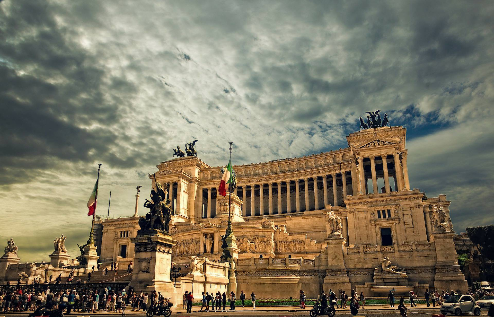 Rome (Italie) parmi les capitales en Europe