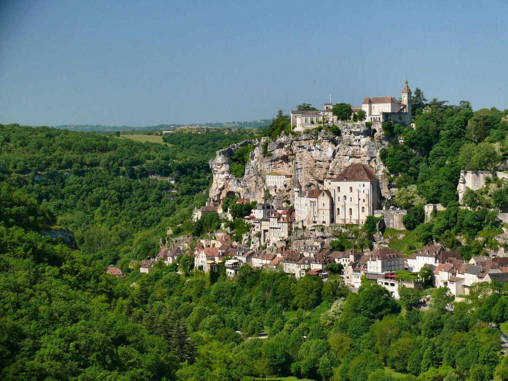Visiter Rocamadour la perle du Lot