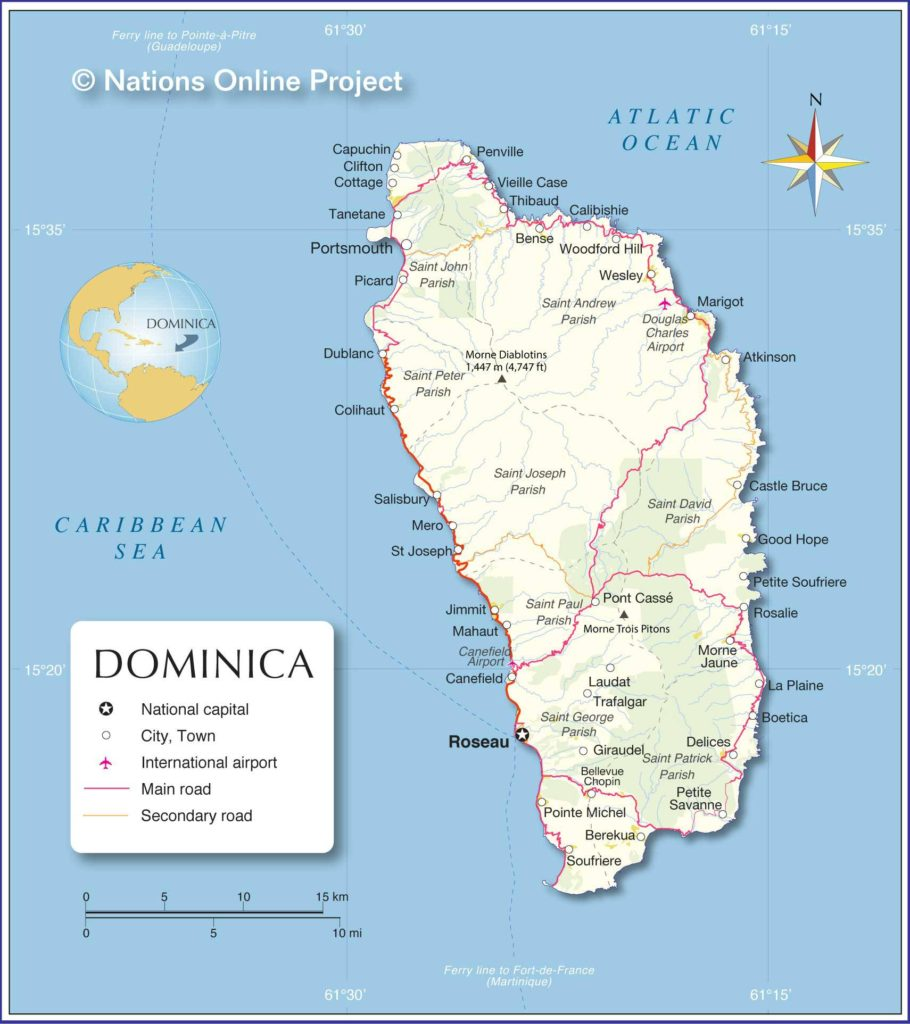 Dominique carte