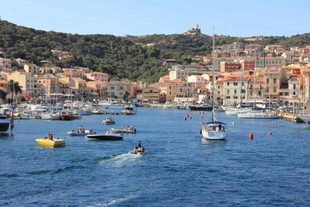 Port de La Maddalena
